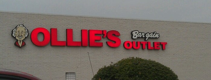 Ollie's Bargain Outlet is one of #BlackFridayErie Steals and Deals.