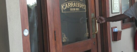 Carrabba's Italian Grill is one of Places I've ate at.