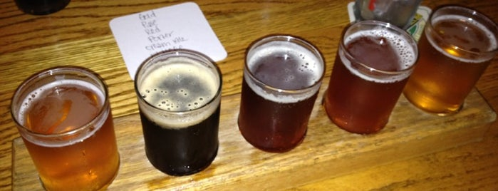 Grizzly Peak Brewing Co. is one of Awesomeness!.