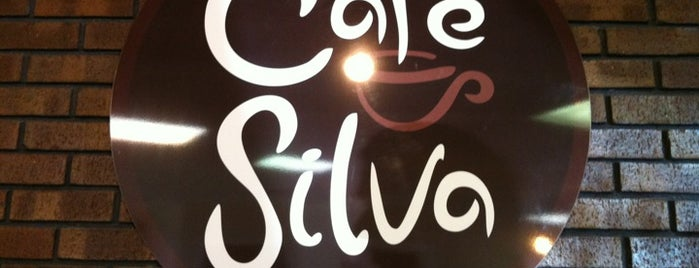 Cafe Silva is one of Places Jon Must Go.