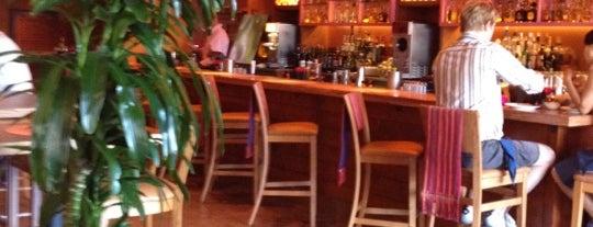 Rosa Mexicano is one of David & Dana's LA BAR & EATS!.