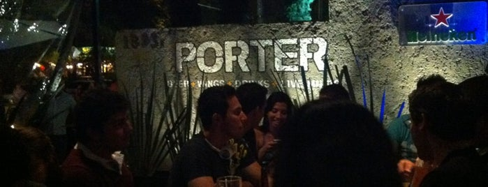 Porter Bar is one of Puro Humo (áreas de fumar en GDL).