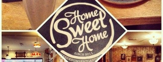 Home Sweet Home is one of Foodies in Manchester.