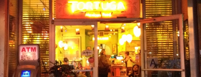 Hotel Tortuga is one of Restaurants.