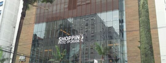 Shopping Pátio Iporanga is one of Favorite affordable date spots.