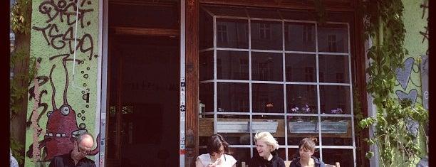 SLÖRM – Berlin 'spresso is one of Must-visit Coffee Shops in Berlin.