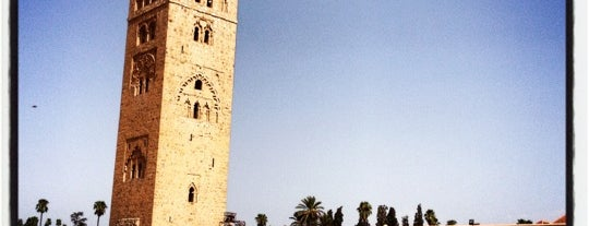 Marrakech is one of CBM in Morocco.