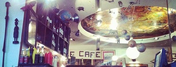 Le Café is one of Lloyd's Paris.