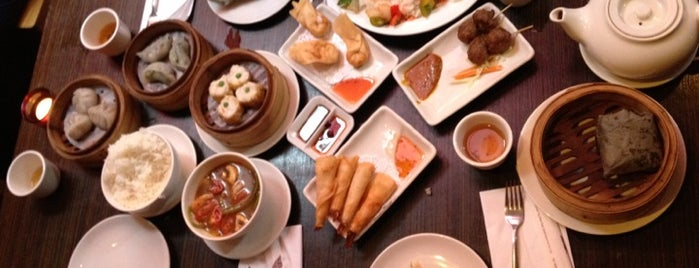 Yum Cha Silk & Spice is one of London Munchies Vol.2.