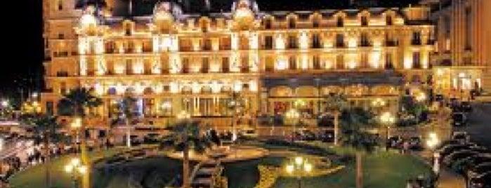 Hôtel de Paris is one of Bucket List Places.