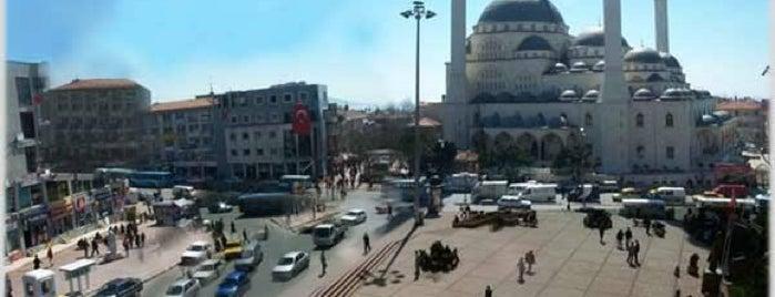 Maltepe Meydan is one of İSTANBUL #2.