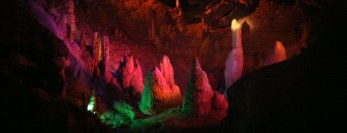 Forbidden Caverns is one of Gatlinburg/Pigeon Forge To-Do List.