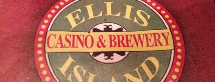 Ellis Island Brewing Company is one of Breweries.