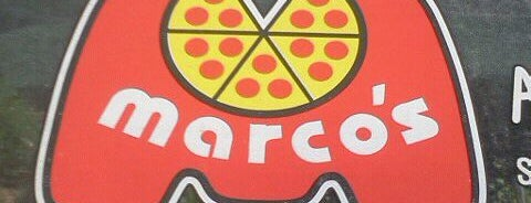 Marco's Pizza is one of Fav list.