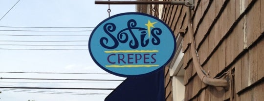 Sofi's Crepes is one of annapolis.