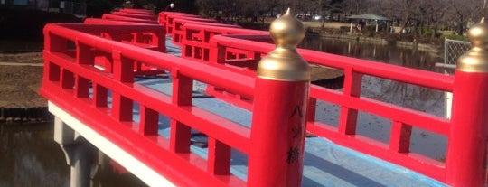 岩槻城址公園 is one of サイクリング.
