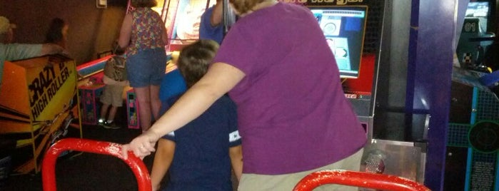 Thunder Valley is one of Arcades.
