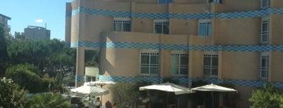 Savoia Hotel Rimini is one of 36 hours in...Rimini.