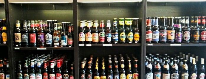 Bier & Beer is one of Craft Beer Stores.