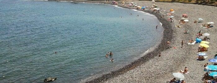 Playa de La Caleta de Interián is one of Islas Canarias: Tenerife.