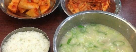 신선설농탕 is one of 마포구.