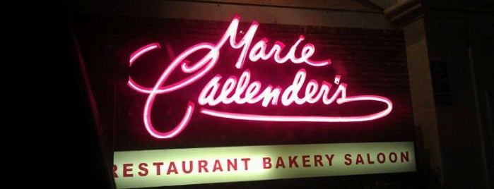 Marie Callender's is one of Like the foods.