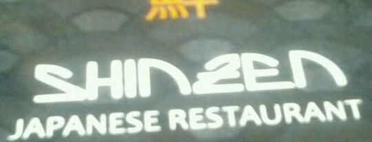 Shinzen Japanese Restaurant is one of ของกินริมถนน อ.เมือง โคราช - Korat Hawker Food.