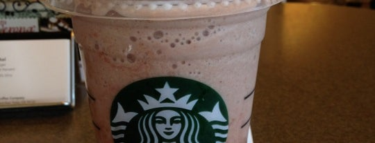 Starbucks is one of The 13 Best Places for a Hot Chocolate in Tulsa.