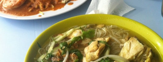 Restoran Sri Pantai Manis is one of @Sabah, Malaysia.