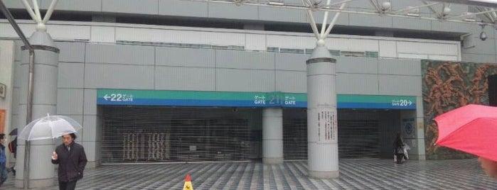 東京ドーム 21ゲート is one of 読売巨人軍.