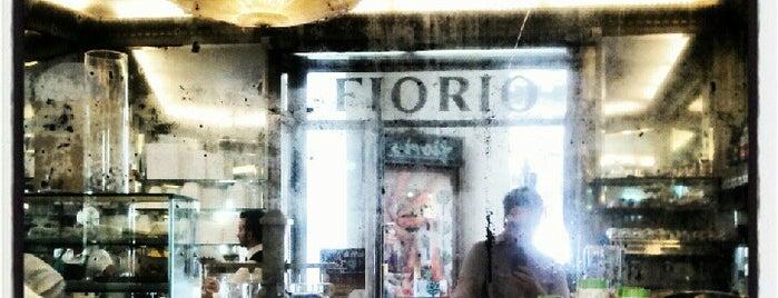 Fiorio is one of peccati di gola.