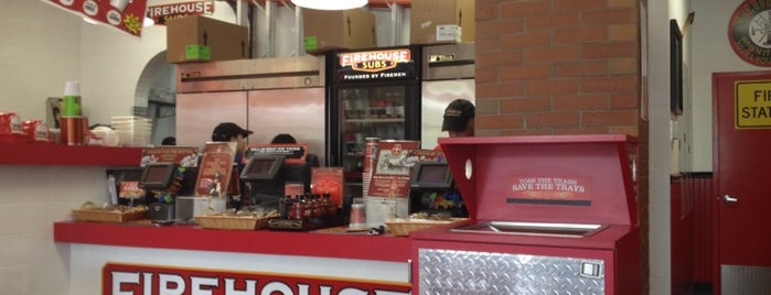 Firehouse Subs is one of Food.