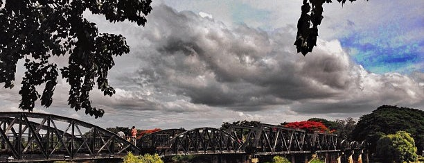The Bridge of the River Kwai is one of Favorite Great Outdoors.