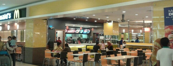 "McDonald's is one of Ney's ""Dine-Eat-Hangout"" - Food & Beverages."