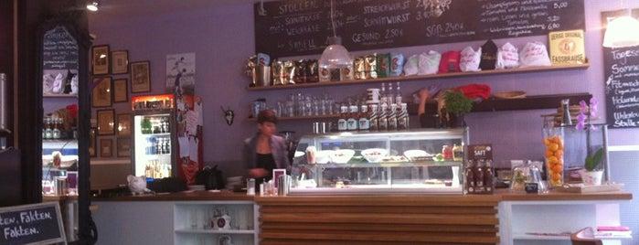 Kaffee Uhlenbusch - Stullen und so is one of Food and Drink Düsseldorf.