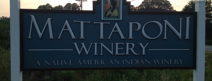 Mattaponi Winery is one of Drink!.
