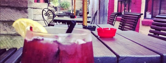 Bar Boheme is one of Houston Favorites.