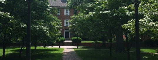 Ohio University is one of Colleges I've Visited.