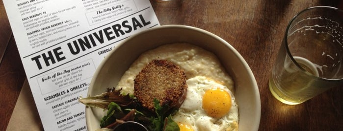The Universal is one of 5280 Best New Restaurants 2013.