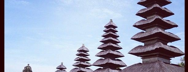 Pura Taman Ayun is one of Bali.