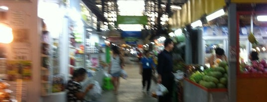 Bon Marché Market Park is one of Top picks for Food and Drink Shops.