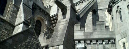 Christ Church Cathedral is one of Dublin Tourist Guide.
