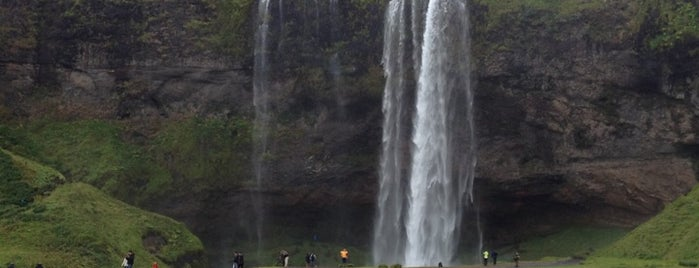Seljalandsfoss is one of Iceland Grand Tour.