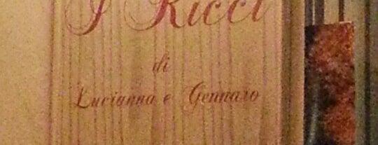 Ristorante I Ricci is one of Ischia.