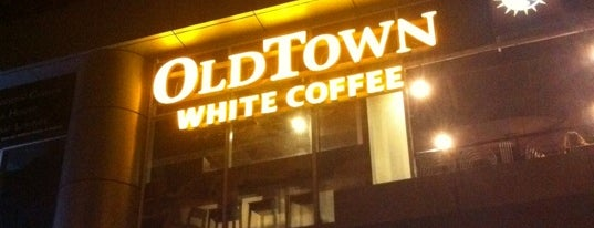 OldTown White Coffee is one of F&B.