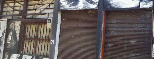 Rua Bar is one of QR.