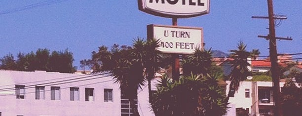 Malibu Riviera Motel is one of malibu.