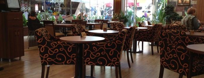 Voltaj Cafe & Bistro is one of Mekanlar.
