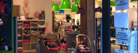 Small & Hip is one of Kids Guide. Amsterdam with children 100 spots.