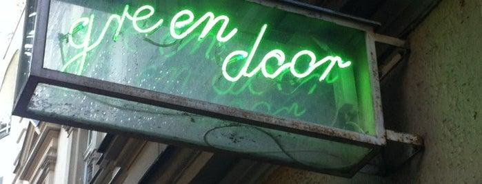 Green Door is one of Berlin Bars.